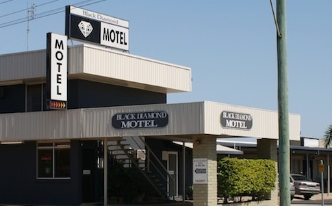 The Black Diamond Motel