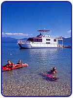 Hinchinbrook Rent A Yacht And House Boat - Bundaberg Accommodation