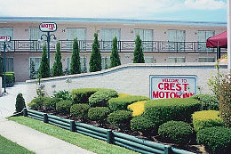 Crest Motor Inn - Bundaberg Accommodation