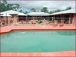 Mudbrick Manor - Bundaberg Accommodation