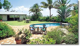 Camelot Motel - Bundaberg Accommodation