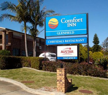 Comfort Inn Glenfield - Bundaberg Accommodation