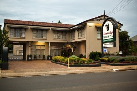 Abbotsleigh Motor Inn - Bundaberg Accommodation