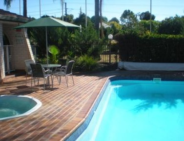 Tamworth Motor Inn - Bundaberg Accommodation