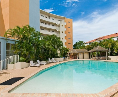 Rays Resort Apartments - Bundaberg Accommodation