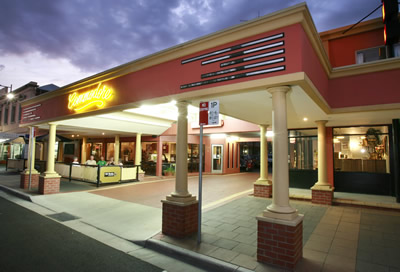 The Commodore Motor Inn - Bundaberg Accommodation