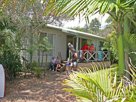 One Mile Beach Holiday Park - Bundaberg Accommodation