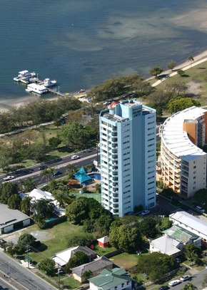 Palmerston Tower - Bundaberg Accommodation