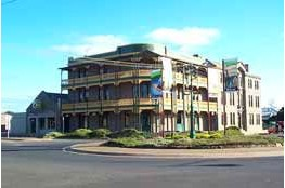Quality Hotel Bentinck - Bundaberg Accommodation
