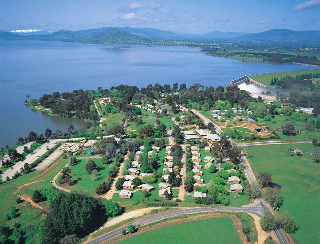 Lake Hume Resort - Bundaberg Accommodation