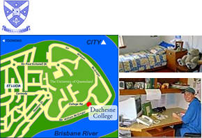 Duchesne College - Bundaberg Accommodation