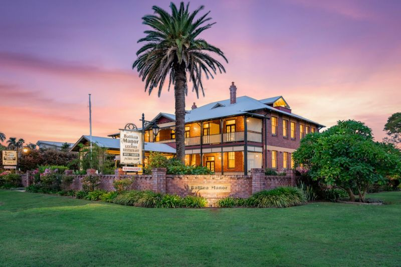 Ballina Manor Boutique Hotel  - Bundaberg Accommodation