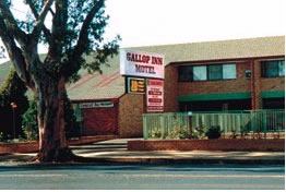 Gallop Motel - Bundaberg Accommodation