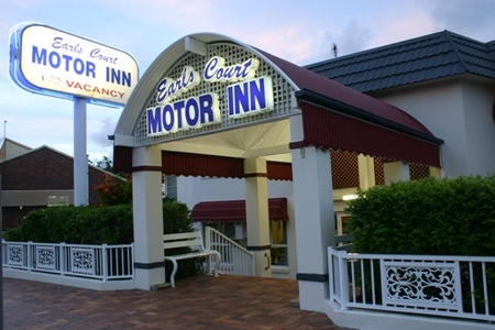 Earls Court Motor Inn - Bundaberg Accommodation