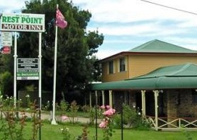 Rest Point Motel - Bundaberg Accommodation