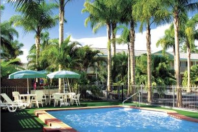 Forster Palms Motel - Bundaberg Accommodation