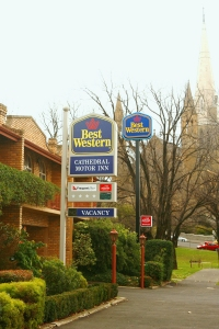 Best Western Cathedral Motor Inn - Bundaberg Accommodation