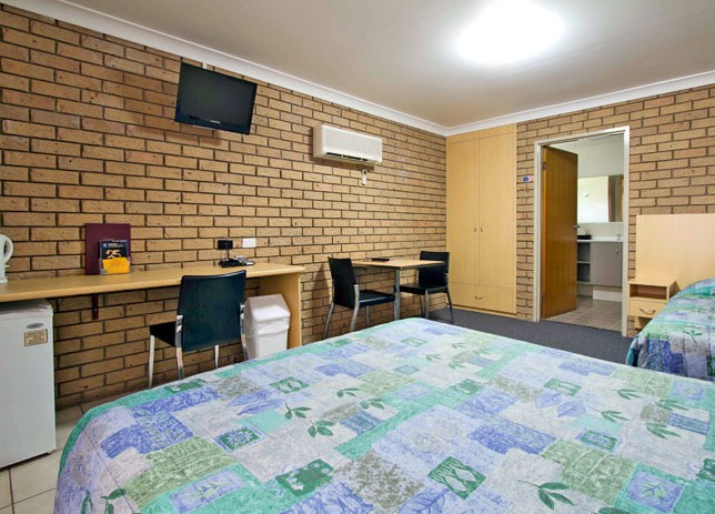 Sunray Motor Inn Toowoomba - Bundaberg Accommodation