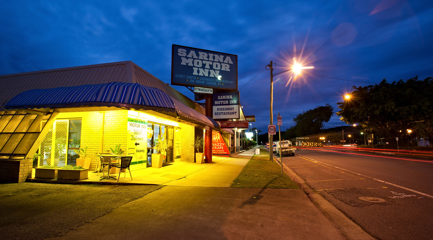 Sarina Motor Inn - Bundaberg Accommodation