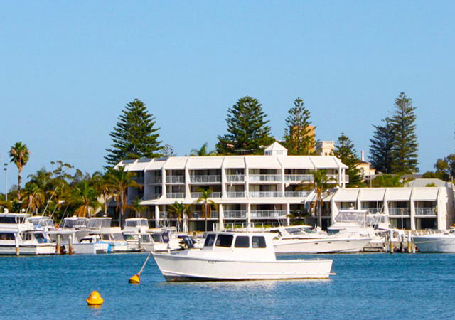 Pier 21 Apartment Hotel Fremantle - Bundaberg Accommodation