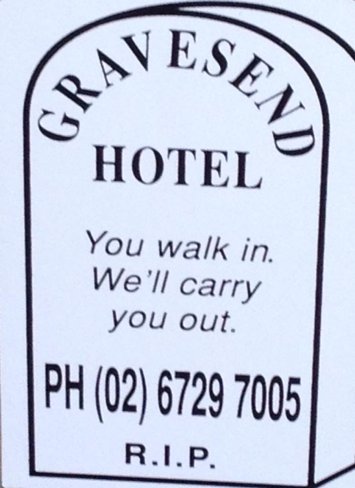 Gravesend Hotel - Bundaberg Accommodation
