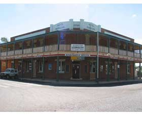 Baradine Hotel - Bundaberg Accommodation