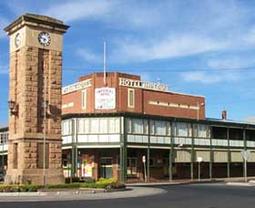 Imperial Hotel Coonabarabran - Bundaberg Accommodation