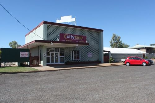 Cityside Accommodation  Mt Isa - Bundaberg Accommodation
