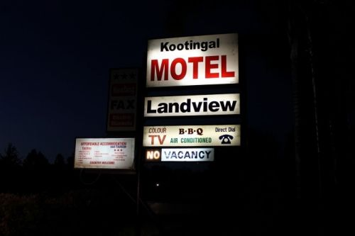 Kootingal Land View Motel - Bundaberg Accommodation