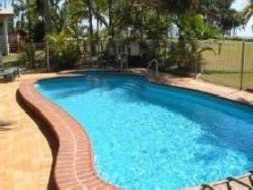 Kinka Palms Beach Front Apartments/Motel - Bundaberg Accommodation