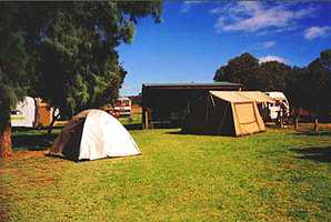 Princes Hwy Caravan Park - Bundaberg Accommodation
