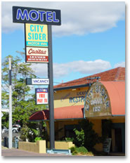 City Sider Motor Inn - Bundaberg Accommodation