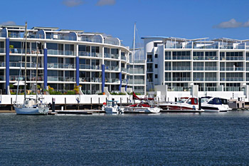 Bluewater Point Resort - Bundaberg Accommodation