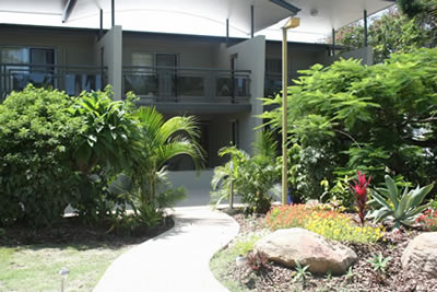 Apartments  Toolooa Gardens Motel - Bundaberg Accommodation