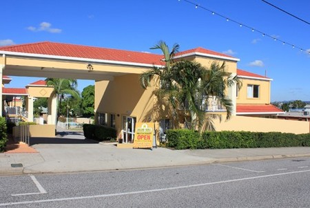 Harbour Sails Motor Inn - Bundaberg Accommodation