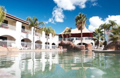 Quality Resort Siesta Resort - Bundaberg Accommodation