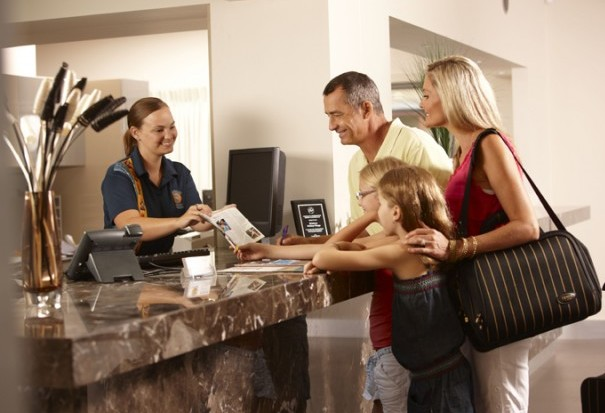 Brisbane Holiday Village - Bundaberg Accommodation