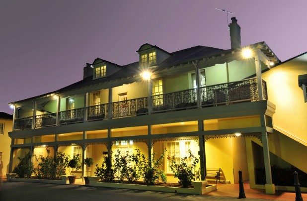 Best Western The Clifton - Bundaberg Accommodation