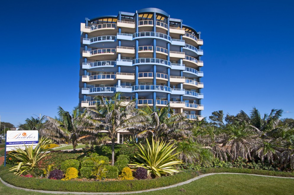 Beaches International - Bundaberg Accommodation