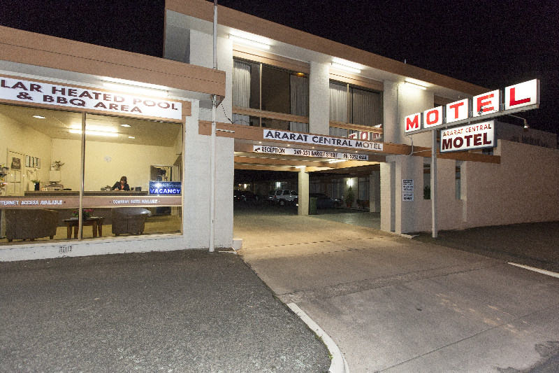 Ararat central motel - Bundaberg Accommodation