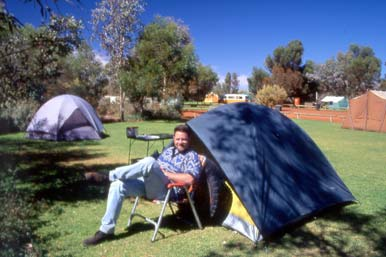 Voyages Ayers Rock Camp Ground - Bundaberg Accommodation