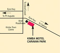 Kimba Motel Caravan Park - Bundaberg Accommodation