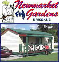 Newmarket Gardens - Bundaberg Accommodation