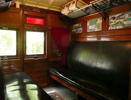 Mt Nebo Railway Carriage amp Chalet - Bundaberg Accommodation
