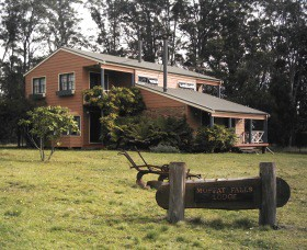 Moffat Falls Lodge And Cottages - Bundaberg Accommodation