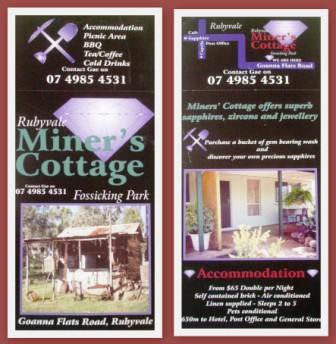 Miner's Cottage - Bundaberg Accommodation