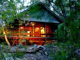 Girraween Environmental Lodge Ltd - Bundaberg Accommodation