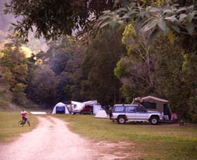 Mt Warning Holiday Park - Bundaberg Accommodation