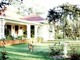 Wattle Downs Sheep Station Farm Stay - Bundaberg Accommodation