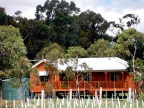 Granite Ridge Wines - Fergies Hill Cottage - Bundaberg Accommodation